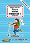 MAGYAR FELVÉTELI FELADATSOROK 3. - 8. OSZTÁLYOSOKNAK