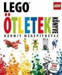LEGO - ÖTLETEK KÖNYVE - BÁRMIT MEGÉPÍTHETSZ