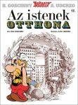 AZ ISTENEK OTTHONA - ÚJ BORÍTÓ! (ASTERIX 17.)