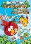 ANGRY BIRDS PLAYGROUND - MÓKÁZZ ANGOLUL PIROSSAL ÉS CHUCKKAL!