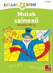MATEK SZÍNEZŐ - SZÁMOLÁS 100-IG - CSILLAGSZEM 2. OSZT.