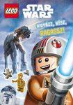 LEGO STAR WARS - VIGYÁZZ, KÉSZ, RAGASSZ! (FOGLALKOZTATÓ MATRICÁKKAL)