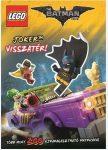 JOKER VISSZATÉR! - LEGO THE BATMAN MOVIE (MATRICÁS FOGLALKOZTATÓ)