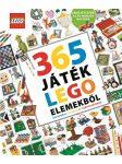 365 JÁTÉK LEGO ELEMEKBŐL - ÜGYESSÉGI, LOGIKAI ÉS TÁRSASJÁTÉKOK