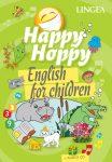 HAPPY HOPPY KÖNYV - ENGLISH FOR CHILDREN + AUDIO CD