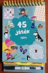 45 JÁTÉK TÉLRE