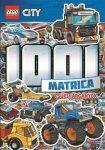 LEGO CITY - CSÚCS JÁRGÁNYOK 1001 MATRICA
