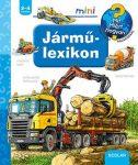JÁRMŰLEXIKON - SCOLAR MINI