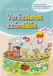 VARÁZSLATOS SZÁMLÁLÁS OVI - 4-6 ÉVESEKNEK (MATRICÁS MELLÉKLETTEL)