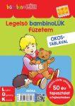 LEGELSŐ BAMBINOLÜK FÜZETEM OKOSTÁBLÁVAL (BAMBINO LÜK)