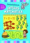 JÁTÉKOS MATEMATIKA 5-6 ÉVES - ÓVODÁSOK AKADÉMIÁJA