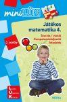 JÁTÉKOS MATEMATIKA 4.