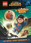 LEGO DC - MÁSVILÁGI LIGA / SUPERMAN MINIFIGURÁVAL