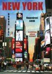 NEW YORK - NAGYVÁROSI SÉTÁK - ZSEBKÖNYV VÁLTOZAT TÉRKÉPPEL