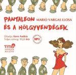 PANTALEON ÉS A HÖLGYVENDÉGEK - HANGOSKÖNYV -