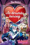 AZ ÁLRUHÁS HERCEG - TEA ANGYALAI