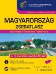 MAGYARORSZÁG ZSEBATLASZ - 1:330.000 - 2015