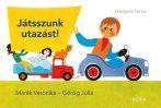 JÁTSSZUNK UTAZÁST! - FELELGETŐS KÖNYV