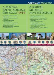 A MAGYAR SZENT KORONA ORSZÁGAI-1914 ÉS A KÁRPÁT-MEDENCE NEVEZETESSÉGEI
