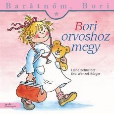 BORI ORVOSHOZ MEGY - BARÁTNŐM, BORI