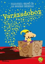 VARÁZSDOBOZ - CD MELLÉKLETTEL
