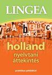 HOLLAND NYELVTANI ÁTTEKINTÉS