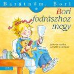 BORI FODRÁSZHOZ MEGY - BARÁTNŐM, BORI