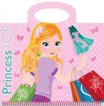 PRINCESS TOP - SHOPPING (PINK)