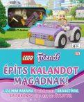 ÉPÍTS KALANDOT MAGADNAK! - LEGO FRIENDS (77DB-OS LEGOVAL)