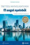 ÉRETTSÉGI MINTAFELADATSOROK ANGOL NYELVBŐL - 8 ÍRÁSBELI KÖZÉPSZ. - CD-VEL
