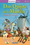DON QUIJOTE DE LA MANCHA - OLVASS VELÜNK! 4. SZINT