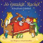 JÓ ÉJSZAKÁT, MACKÓ! - KIHAJTHATÓ FÜLEKKEL