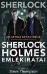 SHERLOCK HOLMES EMLÉKIRATAI - BBC FILMES BORÍTÓ