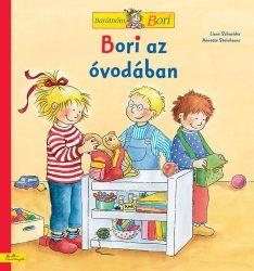 BORI AZ ÓVODÁBAN - BARÁTNŐM, BORI