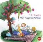 MARY POPPINS A PARKBAN - HANGOSKÖNYV