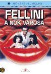 A NŐK VÁROSA - DVD -