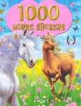 1000 HORSE STICKERS 1. - VIRÁGOS RÉT