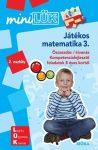 JÁTÉKOS MATEMATIKA 3 - LDI-220