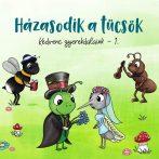 HÁZASODIK A TÜCSÖK - KEDVENC GYEREKDALAINK 1.  - CD -