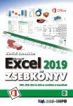EXCEL 2019 ZSEBKÖNYV
