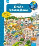 ÓRIÁS FELFEDEZŐKÖNYV
