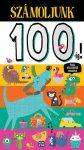 SZÁMOLJUNK 100-IG - ÓRIÁSI KIHAJTHATÓ OLDALAKKAL