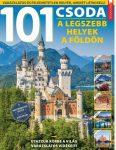 101 CSODA - A LEGSZEBB HELYEK A FÖLDÖN - FÜLES BOOKAZINE -
