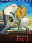 SALVADOR DALI - MŰVÉSZETI FALINAPTÁR - 2020