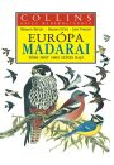 EURÓPA MADARAI - COLLINS KÉPES MADÁRHATÁROZÓ - (2019)