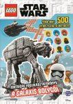 LEGO STAR WARS - A GALAXIS BOLYGÓI (MATRICÁS FOGLALKOZTATÓKÖNYV)