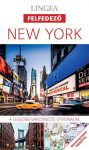 NEW YORK - FELFEDEZŐ (2.KIADÁS,ÚJ BORÍTÓ)