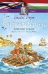 ROBINSON CRUSOE - KLASSZIKUSOK MAGYARUL-ANGOLUL