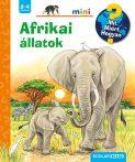 AFRIKAI ÁLLATOK - MIT MIÉRT HOGYAN - SCOLAR MINI 44.